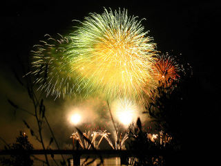 Editorial: feu d'artifice