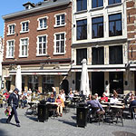 Cafe in Leuven