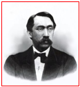 Description: Dr Edwin Moses HALE (1829-1899)